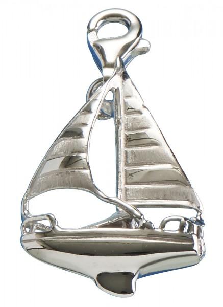 Einhänger Segelschiff