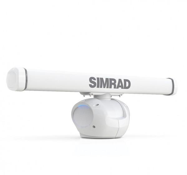 SIMRAD Pulskompressionsradar HALO-4