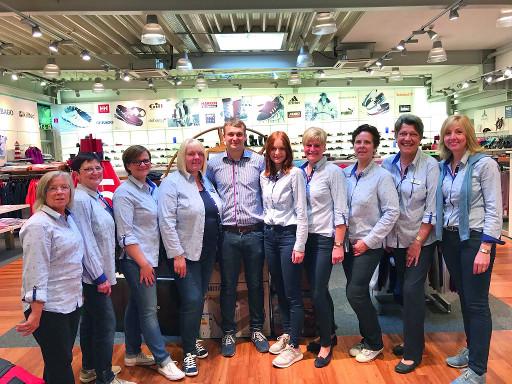 Shop-Crew Ascheberg