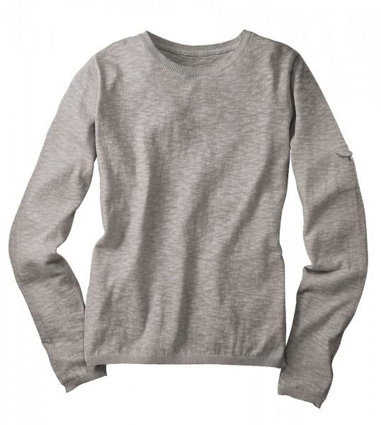Anna Larssen Pullover aus reiner Baumwolle