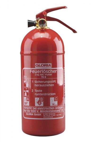 Gloria Fire Extinguisher