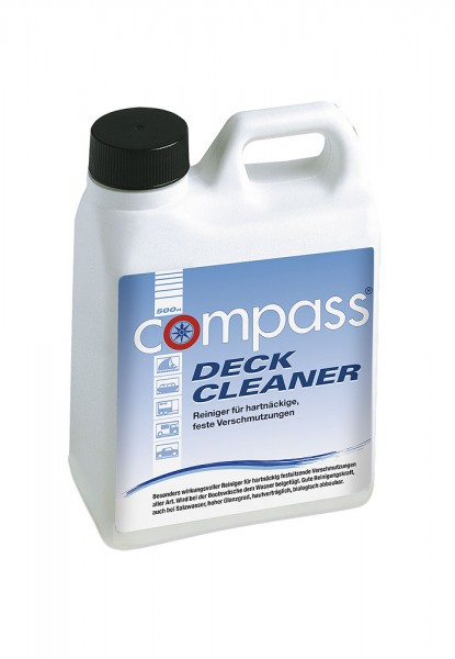 Compass Deck Cleaner
