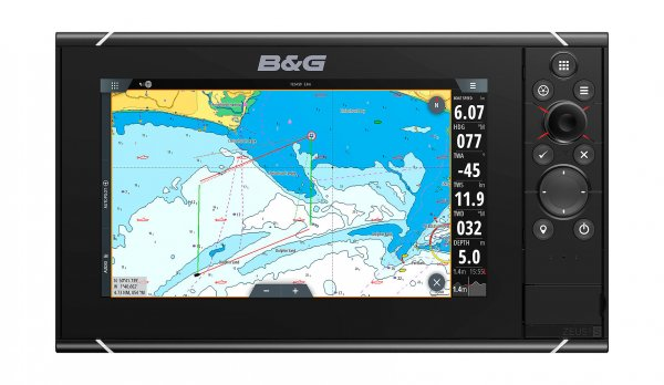 B&G Zeus 3S Multifunction Display MFD