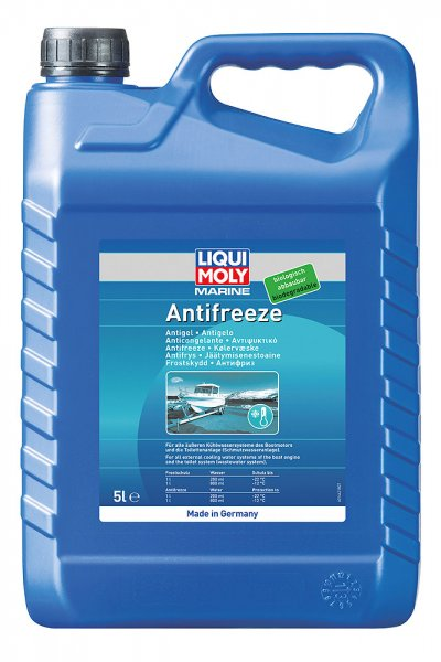 LM Anti Freeze