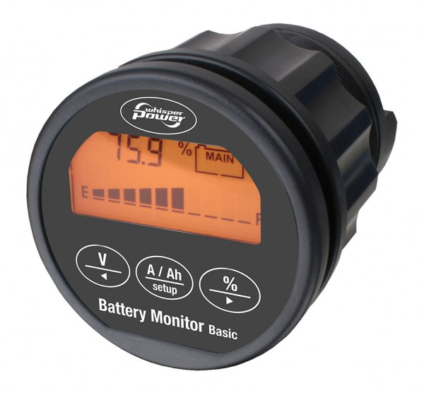 WBM BASIC Batteriemonitor