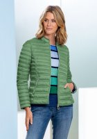 Lebek Leichtstepp-Jacke grün D: 36