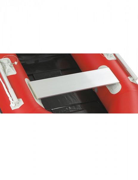 Aluminium seat