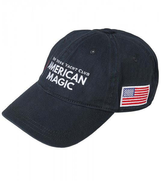 American Magic Baumwoll-Cap