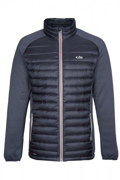Gill Hybrid down jacket