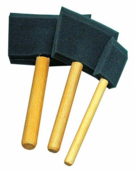 Foam brush 25/50/75mm
