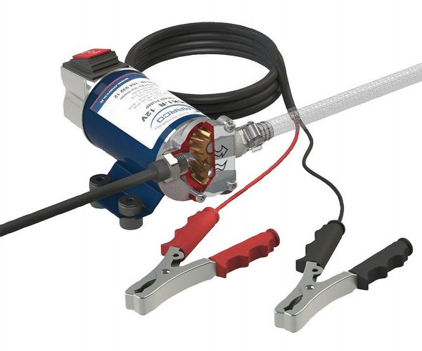 Elektrische Ölpumpe Schalter