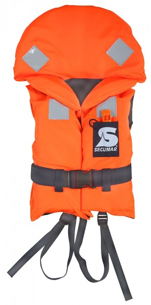 SECUMAR Bravo foam life jacket