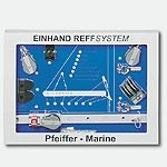 Single Hand Reefing System