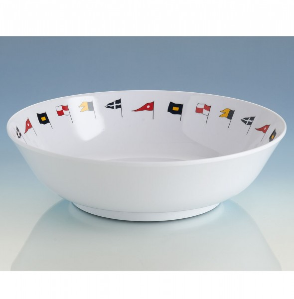 Regatta series boat crockery: bowl (23 cm)