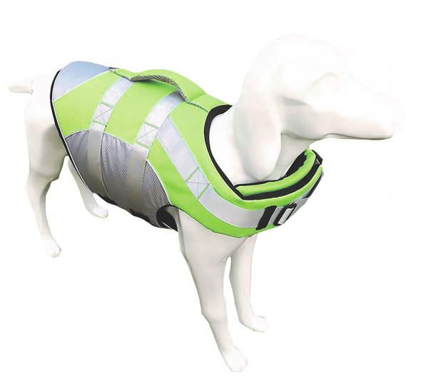 Rettungsweste Hund