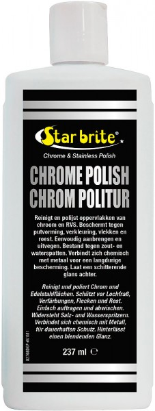 Star brite� Chrome & Stainless Polish
