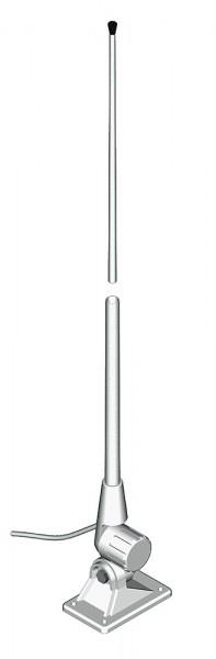 Banten UKW Antenne mit Antennenfuß