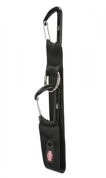 Universal seat belt loop for dogs in the car