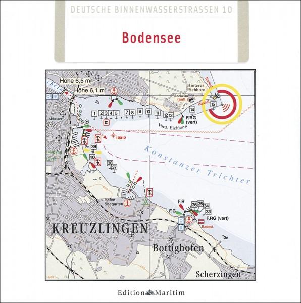 Binnenwasserstraßen Bodensee CD ROM
