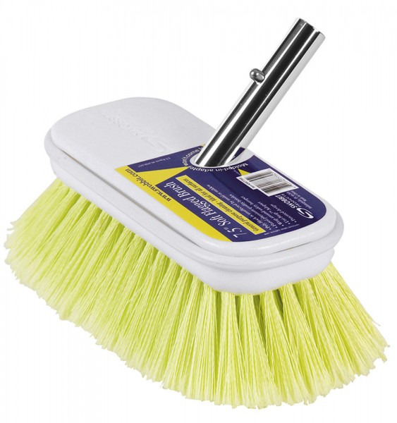 Swobbit soft deck brush