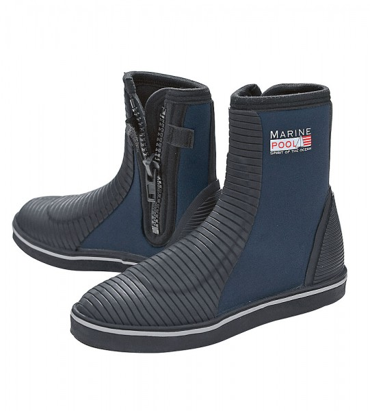 Marinepool Neopren-Stiefel Hawaii Zip