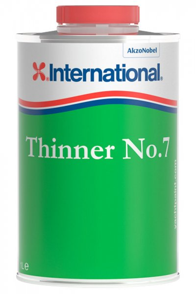 International Thinner No. 7 Professional Container