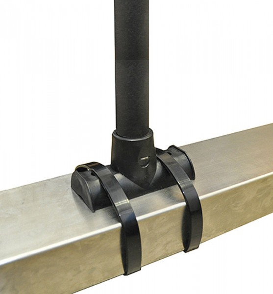 Mr. Mooring mount for outriggers