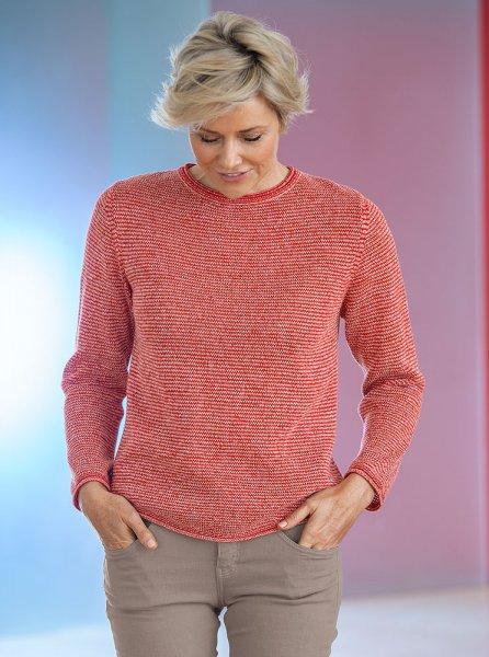 Rabe Melange-Pullover