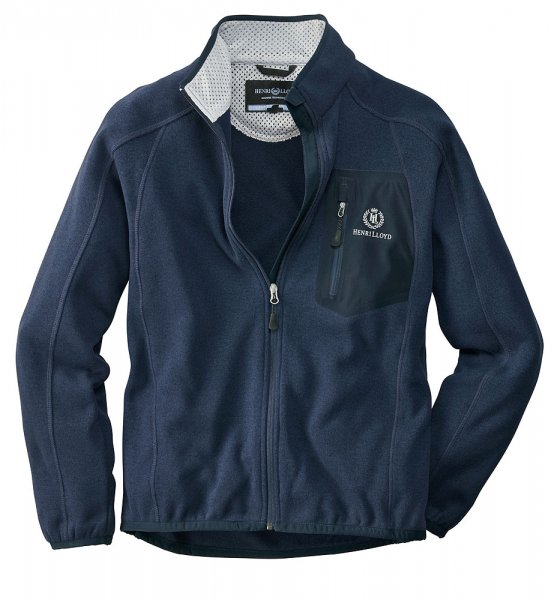 Henri Lloyd Traverse fleece jacket