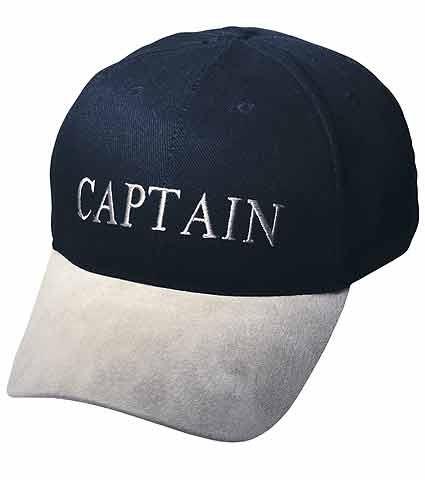 """Cap """"Captain"""""""
