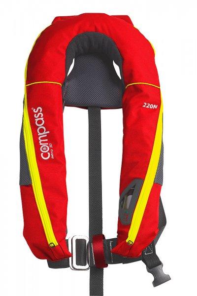 Compass Aero Offshore 220 N automatische Rettungsweste