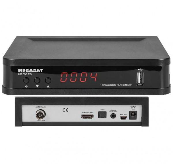 Megasat DVB-T2 Receiver