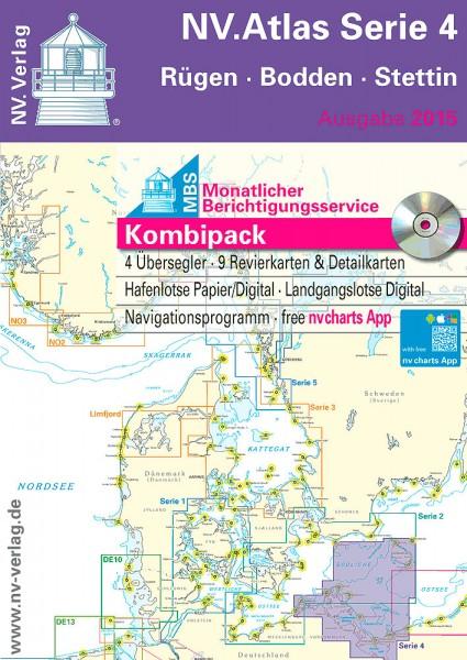 Atlas Serie 4, Rügen, Bodden