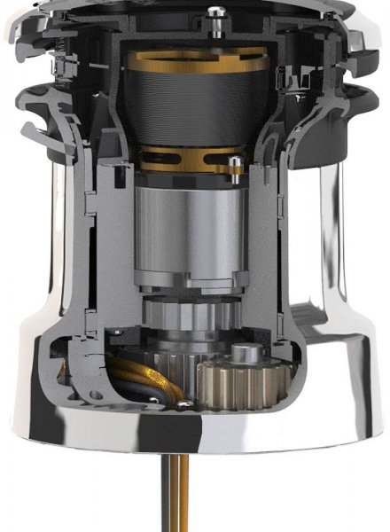 Selden eWinch E40i Elektro Winsch mit Motor in der Trommel