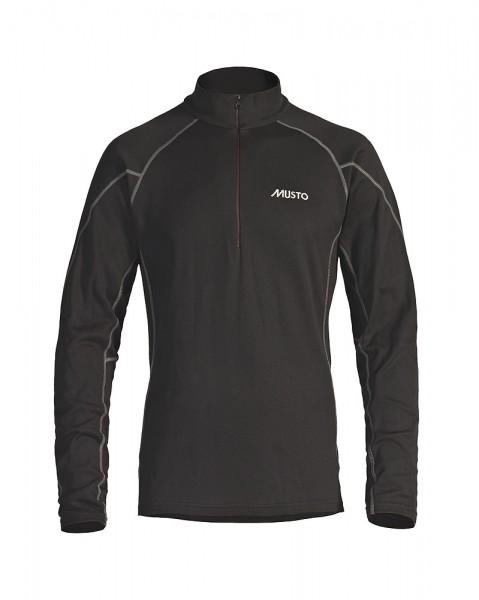 Musto Perfromance Thermal Zip Neck Langarm-Shirt