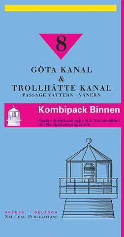 NV Binnen Band 8: Götakanal & Trollhätte Kanal