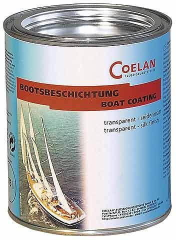 Marine Coating matt silk