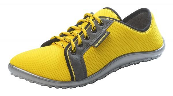 leguano bloot voet schoen