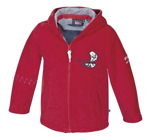 Marinepool Kinder-Fleece-Jacke Pirate