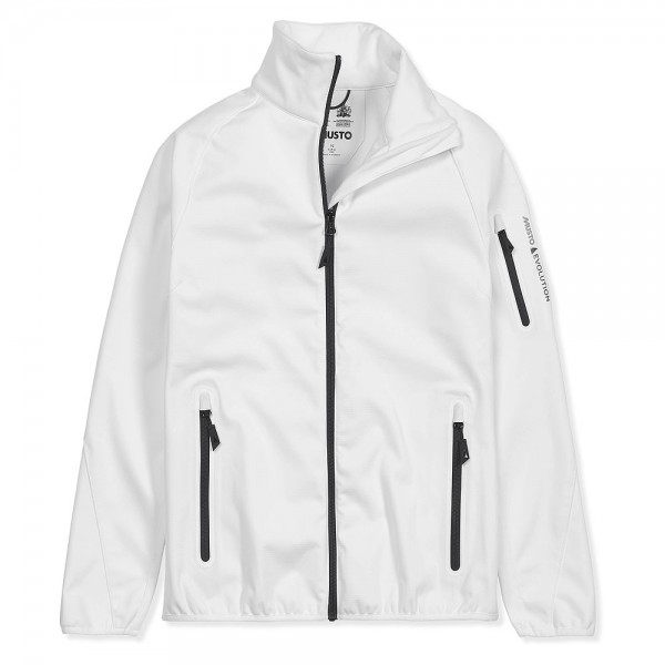 Musto Evolution dames-softshelljack Bespaar met de set in rood 20,-€
