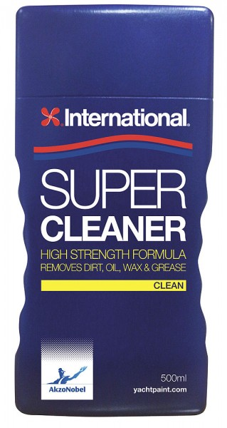 SUPER CLEANER (ŚRODEK CZYSZCZĄCY) - INTERNATIONAL