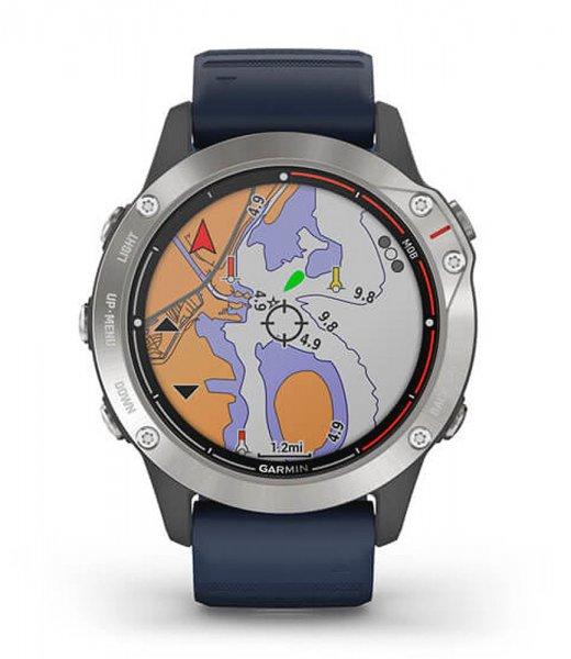 Garmin Quatix 6 GPS Marine Smartwatch