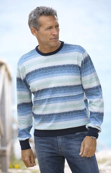Hajo Streifen-Pullover