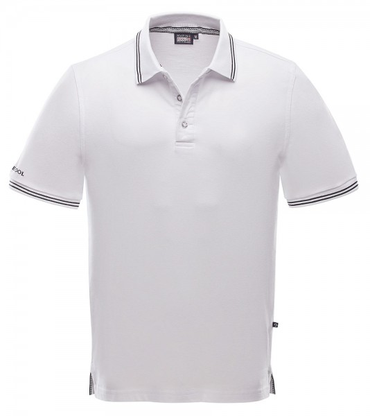 Marinepool Herren-Poloshirt Dragon Team