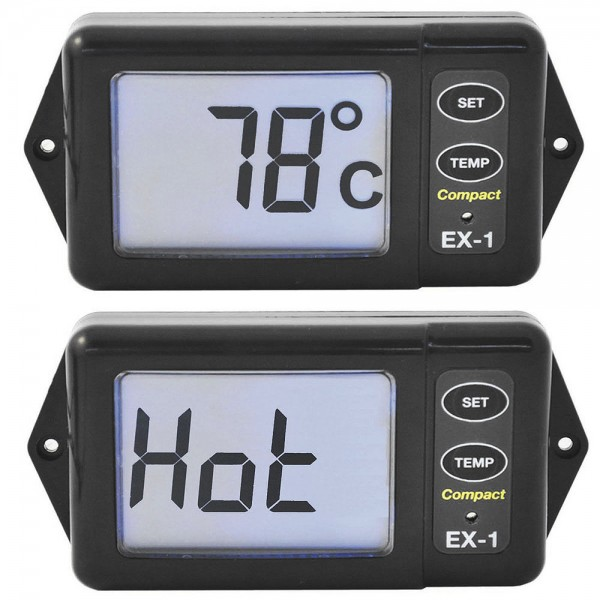 NASA EX-1 exhaust temperature monitor/alarm
