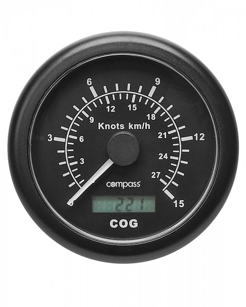 GPS Tachometer (analogue)