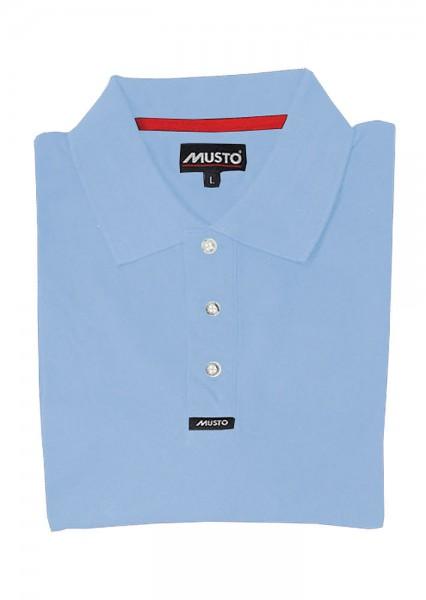 Musto Herren Piqué Poloshirt