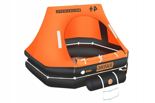 SeaCurity Liferaft ISO 9650-1