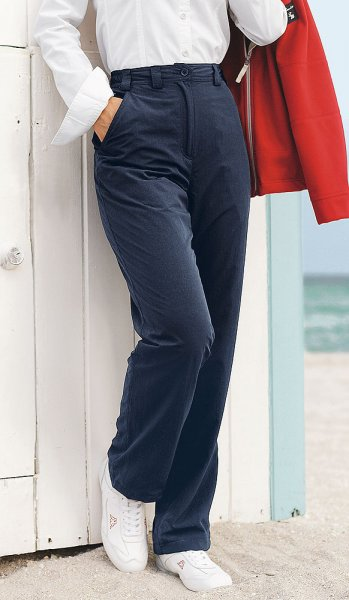 Funktionelle Stretch-Thermohose