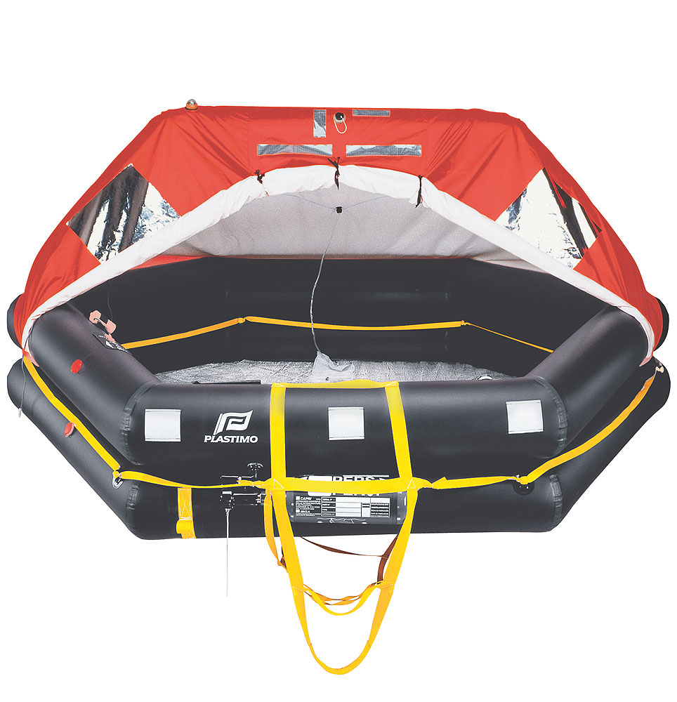 Life rafts - buy cheaper online | Compass24